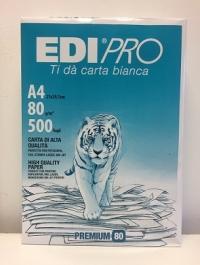 RISMA EDIPRO A4 80 GR PREMIUM 500 FOGLI