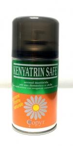 KENYATRIN SAFE INSETTICIDA BOMB. EROG/AUT ML 250