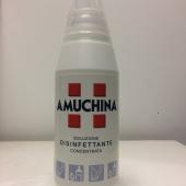 AMUCHINA SOL. DISINFETTANTE 100 % ML 500 PROFESSIONAL