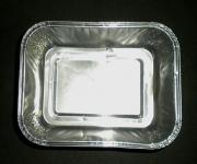 VASCHETTA ALLUMINIO 1/2 PORZIONE R9G 100 PZ