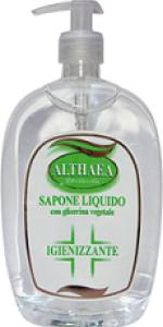 ALTHAEA SAPONE LIQUIDO IGIENIZZANTE  750 ML