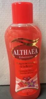 ALTHAEA BAGNOSCHIUMA DI BELLEZZA GOJI 750 ML