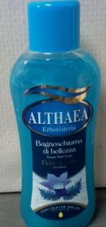 ALTHAEA BAGNOSCHIUMA DI BELLEZZA FIORE DI FELCE 750 ML